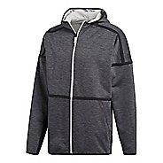 Mens adidas Z.N.E. Reversible Half-Zips & Hoodies Technical Tops