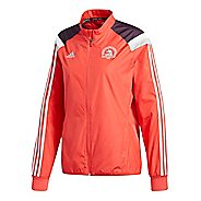 Womens adidas Boston Marathon Celebration Jackets - Coral XS