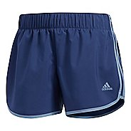 "Womens Adidas M10 Icon 3"" Lined Shorts"