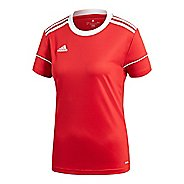 Womens adidas Squadra 13 Jersey Short Sleeve Technical Tops