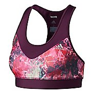 Womens adidas Winter Camo-Print Sports Bras