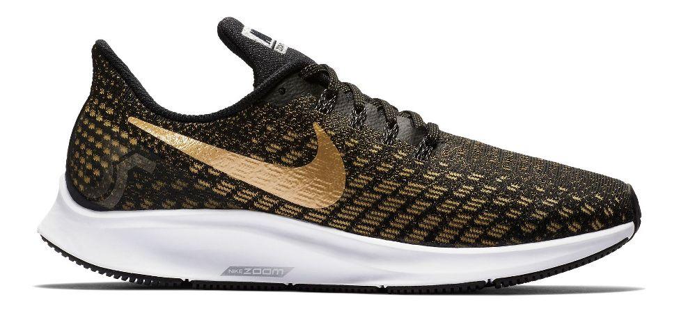 3a56706c32f56 Womens Nike Air Zoom Pegasus 35 Metallic Running Shoe at Road Runner ...