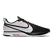 Mens Nike Zoom Strike 2 Running Shoe - Black/Red 11