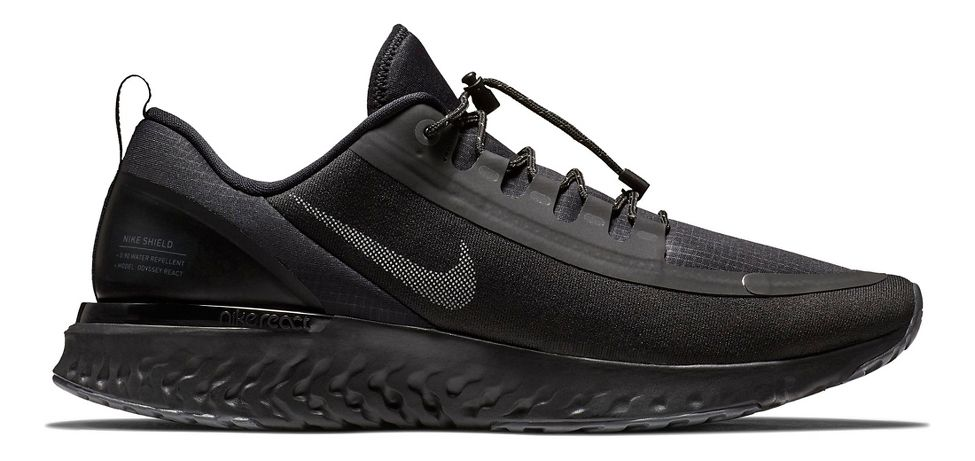b8ce3107ad46 Mens Nike Odyssey React Shield Running Shoe at Road Runner Sports