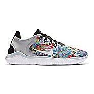 Womens Nike Free RN 2018 Ultra Femme Running Shoe - Grey/Multi 8