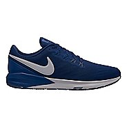 Mens Nike Air Zoom Structure 22 Running Shoe