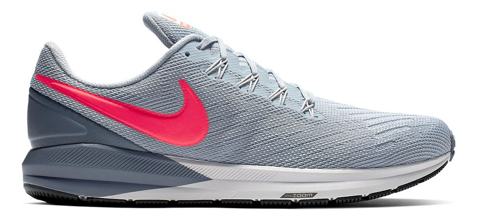 fa17c40b0854 Mens Nike Air Zoom Structure 22 Running Shoe at Road Runner Sports
