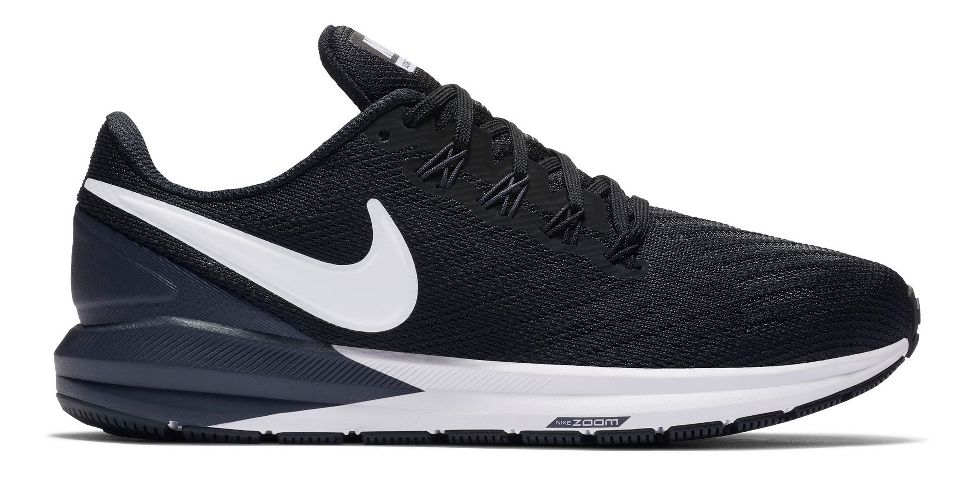 Womens Nike Air Zoom Structure 22 Running Shoe at Road