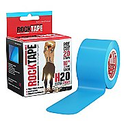 ROCKTAPE Pre-Cut H2O Extra Sticky Kinesiology Tape 20 Strips Injury Recovery
