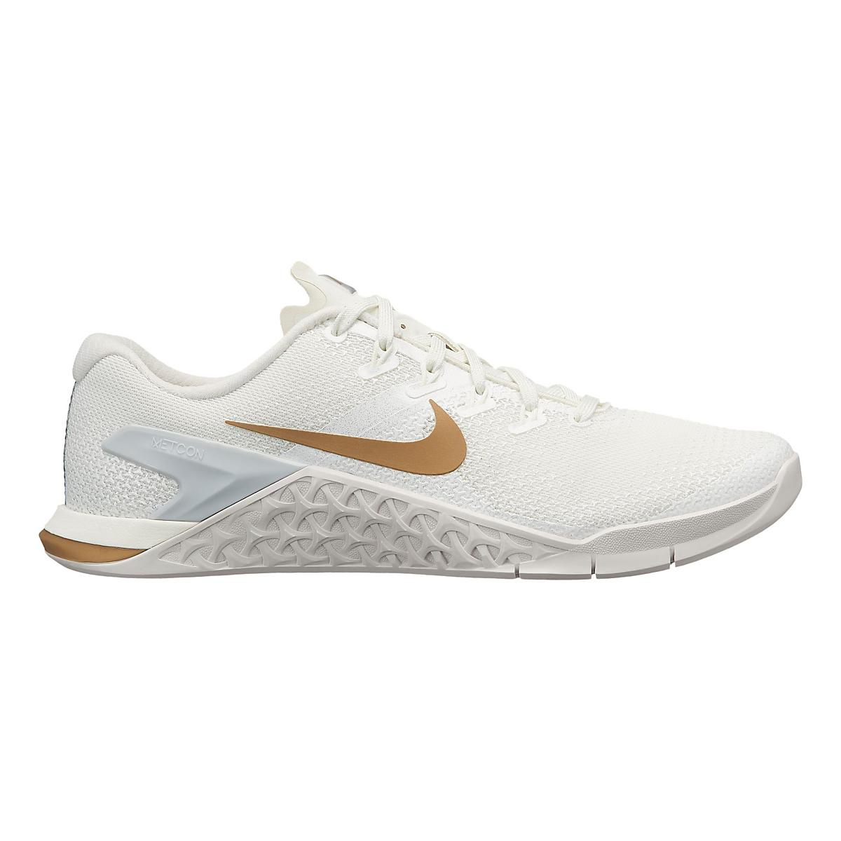 ca397a52171e Womens Nike Metcon 4 Champagne Cross Training Shoe at Road Runner Sports