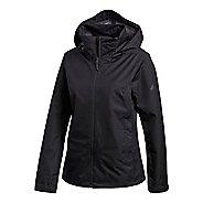 Womens adidas Wandertag Rain Jackets - Black S