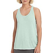 Womens Champion Authentic Wash Sleeveless and Tank Technical Tops