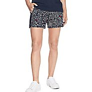 Womens Champion Heritage French Terry Unlined Shorts