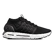 Mens Under Armour HOVR Phantom NC Running Shoe - Black/White 8