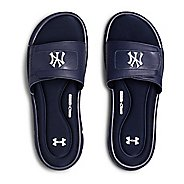 Mens Under Armour Ignite MLB V SL Sandals Shoe - Navy/Navy/White 9