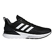 Mens adidas Questar TND Running Shoe - Black/White/Grey 11