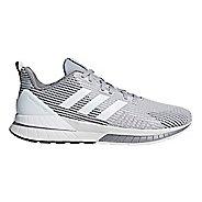 Mens adidas Questar TND Running Shoe - Grey/White/Grey 10.5