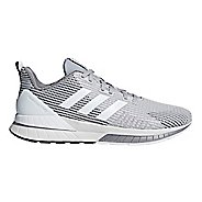 Mens adidas Questar TND Running Shoe - Grey/White/Grey 14