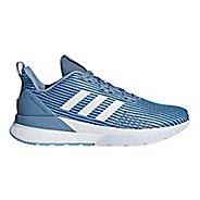 Womens adidas Questar TND Running Shoe - Green/White/Blue 7.5