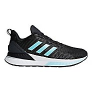 Womens adidas Questar TND Running Shoe - Carbon/Aqua/Black 11