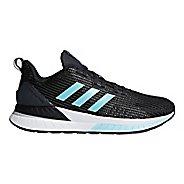 Womens adidas Questar TND Running Shoe - Carbon/Aqua/Black 7.5