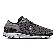 Mens Under Armour Speedform Intake 2 Running Shoe - Grey/Black 10