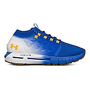 Mens Under Armour Team HOVR Phantom Running Shoe - Blue/White/White 10.5