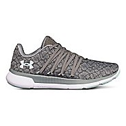 Womens Under Armour Charged Transit Running Shoe - Green/White/Mint 7