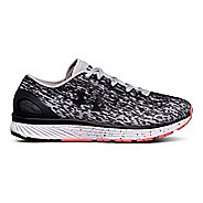 Womens Under Armour Charged Bandit 3 Ombre Running Shoe - Overcast Grey 10