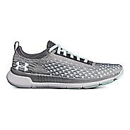 Womens Under Armour Lightning 2 Running Shoe - Grey/Grey/Mint 8