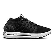 Womens Under Armour HOVR Phantom NC Running Shoe - Black/White 10
