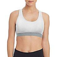 7e22af8a3 Womens Champion The Absolute Workout Shape Sports Bras - White Ice Glaze L