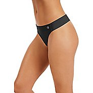 Womens Champion Laser Cut Thong Underwear Bottoms