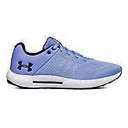 Womens Under Armour Micro G Pursuit Running Shoe - Chambray Blue/Blue 12