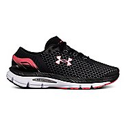 Womens Under Armour Speedform Intake 2 Running Shoe - Black/Steel 7.5