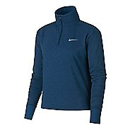 Womens Nike Therma Sphere Element 2.0 Half-Zips & Hoodies Technical Tops