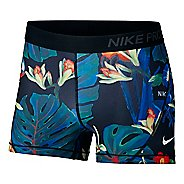 "Womens Nike Pro Hyper Femme 3"" Compression & Fitted Shorts"