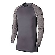 Mens Nike Pro Utility Thermal Long Sleeve Technical Tops