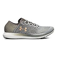 Mens Under Armour Threadborne Blur Running Shoe - Studio/Moroccan Blue 11.5