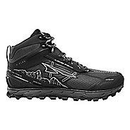 Mens Altra Lone Peak 4.0 Mid RSM Trail Running Shoe - Black 13