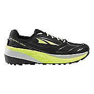Mens Altra Olympus 3.0 Trail Running Shoe - Black/Yellow 9