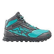 Womens Altra Lone Peak 4.0 Mid Mesh Trail Running Shoe