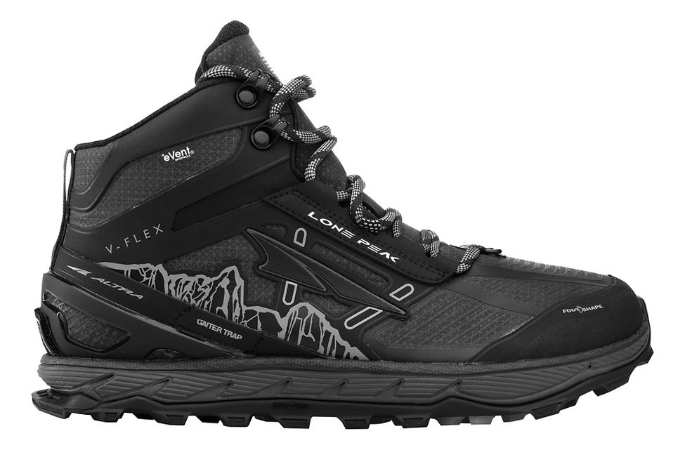 0bfb897479c Womens Altra Lone Peak 4.0 Mid RSM Trail Running Shoe at Road Runner Sports