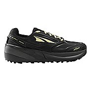 Womens Altra Olympus 3.0 Trail Running Shoe - Black 7