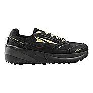 Womens Altra Olympus 3.0 Trail Running Shoe - Black 9