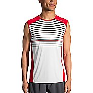 Mens Brooks Stealth Sleeveless & Tank Technical Tops