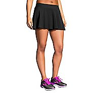 Womens Brooks Avenue Unlined Shorts - Black L