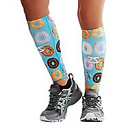 Zensah Foodie Compression Leg Sleeves Injury Recovery