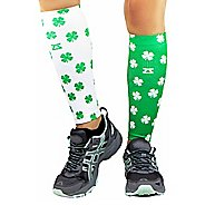 Zensah Shamrock Compression Leg Sleeves Injury Recovery