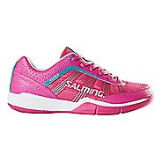 Womens Salming Adder Court Shoe - Pink 10.5